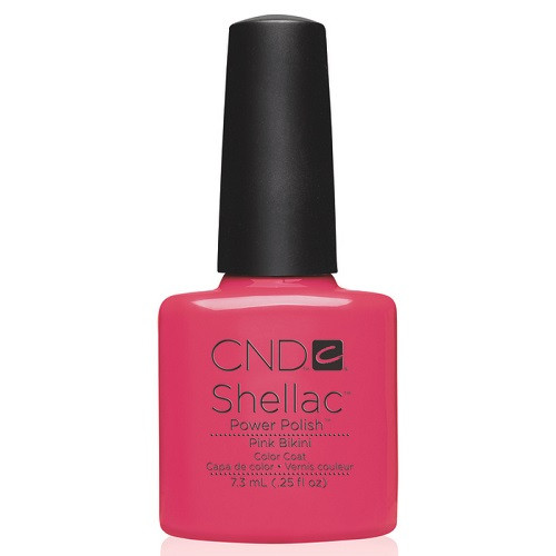 CND SHELLAC UV Color Coat - #09944 Pink Bikini .25 oz