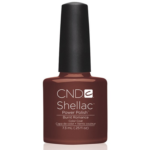 CND SHELLAC UV Color Coat - #09954 Burnt Romance .25 oz