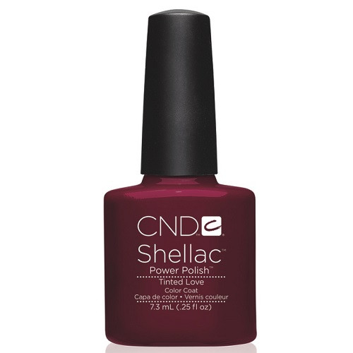CND SHELLAC UV Color Coat - #09955 Tinted Love .25 oz