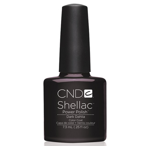 CND SHELLAC UV Color Coat - #09956 Dark Dahlia .25 oz