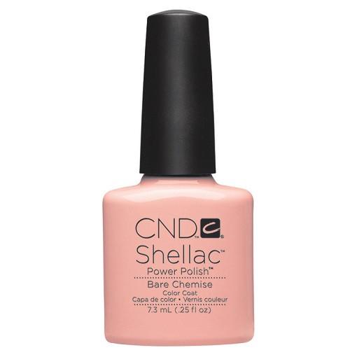 CND SHELLAC UV Color Coat - #90483 Bare Chemise .25 oz