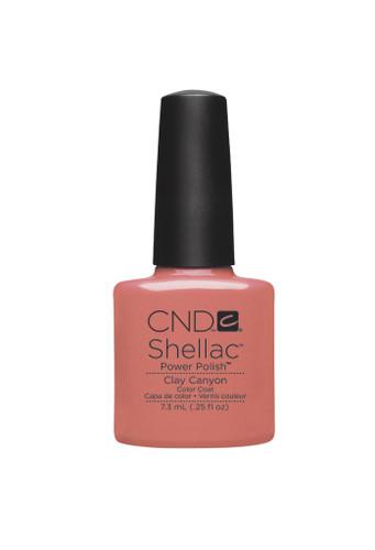 CND SHELLAC UV Color Coat - #90541 Clay Canyon .25 oz
