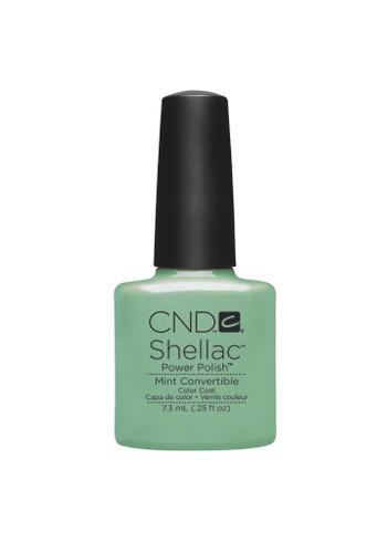 CND SHELLAC UV Color Coat - #90543 Mint Convertible .25 oz