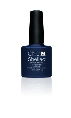 CND SHELLAC UV Color Coat - #90625 Indigo Frock .25 oz
