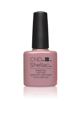 CND SHELLAC UV Color Coat - #90782 Field Fox - Flora & Fauna Collection .25 oz