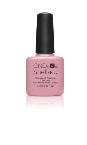 CND SHELLAC UV Color Coat - #90792 Fragrant Freesia - Flora & Fauna Collection .25 oz