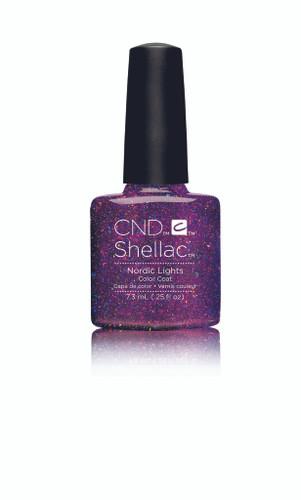 CND SHELLAC UV Color Coat - #90870 Nordic Lights - Aurora Collection .25 oz