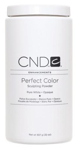 CND Powder Pure White Opaque 32oz