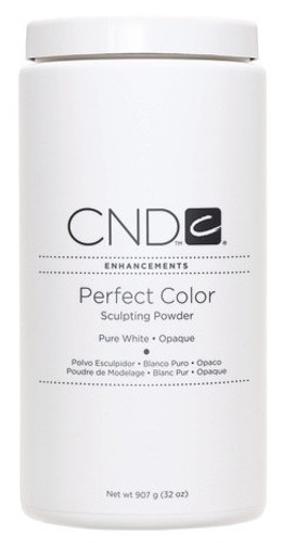 CND Powder Pure White Opaque 32oz