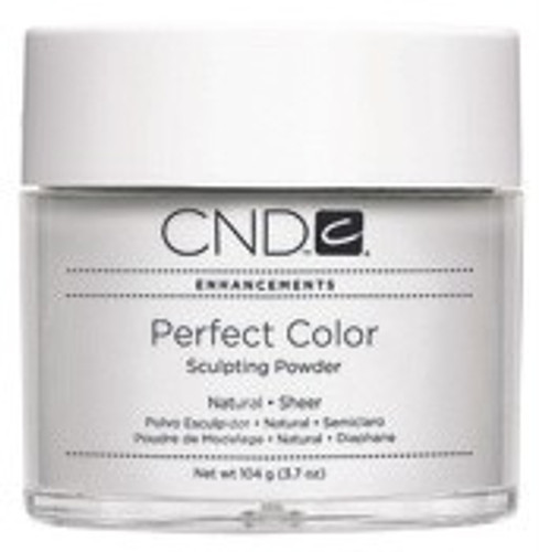 CND Perfect Color Sculpting Powders, Natural Sheer 3.7oz