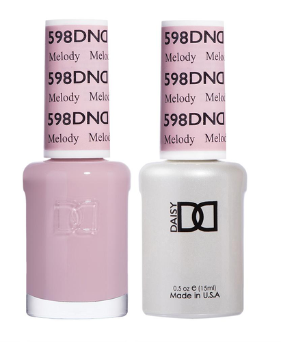 DND Duo Gel - G598 MELODY - Diva Collection