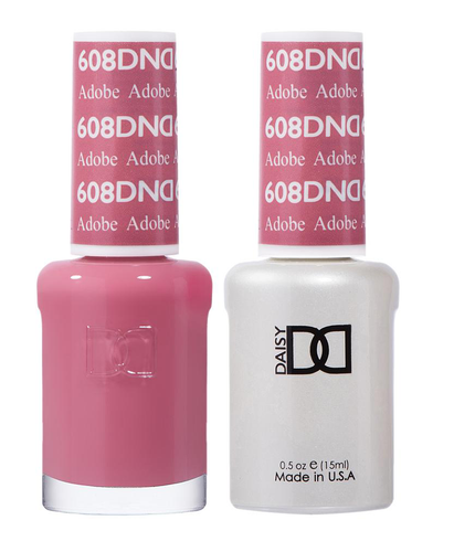 DND Duo Gel - G608 ADOBE - Diva Collection