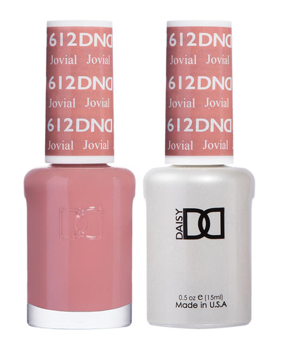 DND Duo Gel - G612 JOVIAL - Diva Collection