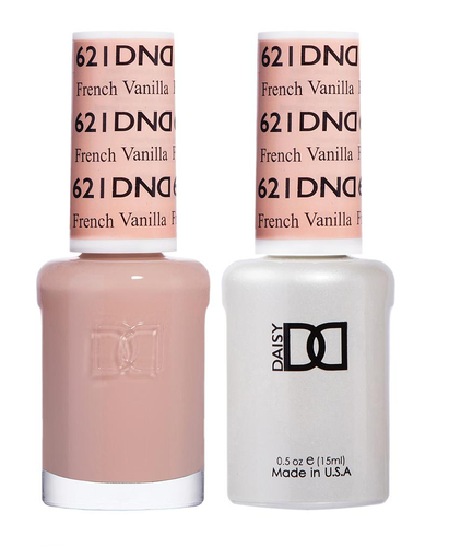 DND Duo Gel - G621 FRENCH VANILLA - Diva Collection