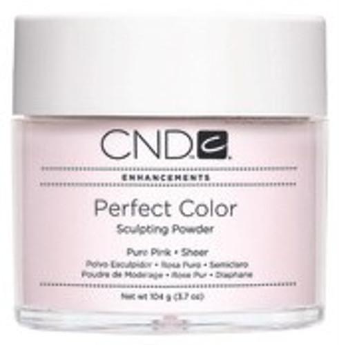 CND Perfect Color Sculpting Powders, Pure Pink Sheer 3.7oz