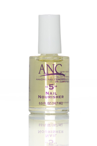 ANC Liquid - #5 Nail Nourisher 0.5 oz