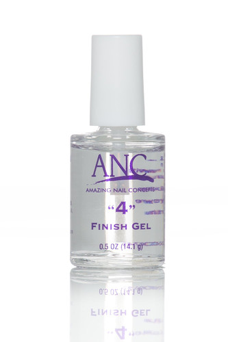 ANC Liquid - #4 Finish Gel 0.5 oz