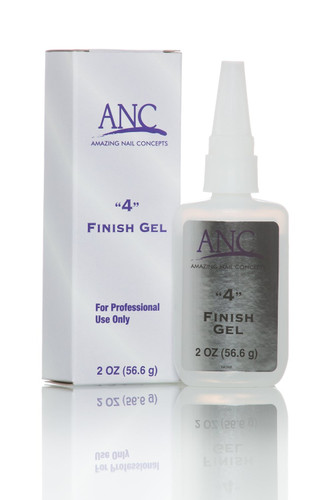 ANC Liquid - #4 Finish Gel Refill 2 oz