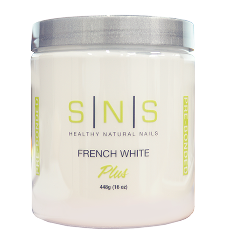 SNS Powder 16 oz - French White