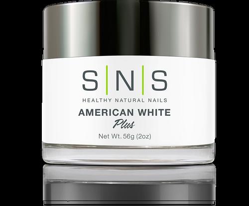 SNS Powder 2 oz - American White