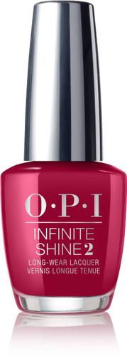 OPI Infinite Shine - #ISLL72 - OPI RED .5 oz