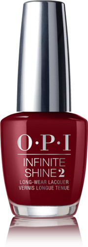 OPI Infinite Shine - #ISLW52 - GOT THE BLUES FOR RED .5 oz