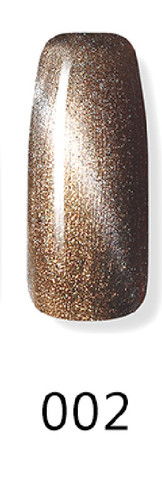 NICo Cateye 3D Gel Polish 0.5 oz - Color #002