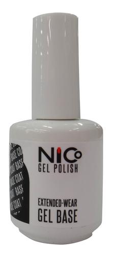 NICo Cateye 3D Gel Polish 0.5 oz - Base Coat
