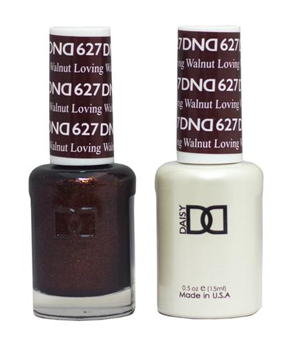DND Duo Gel - G627 LOVING WALNUT