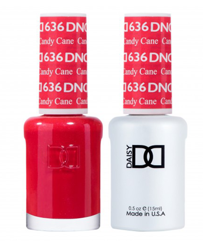 DND Duo Gel - G636 CANDY CANE