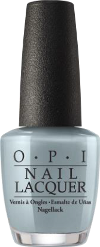 OPI Lacquer - #NLF86 - I CAN NEVER HUT UP - Fiji Collection .5 oz