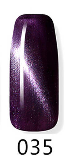 NICo Cateye 3D Gel Polish 0.5 oz - Color #035