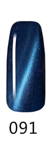 NICo Cateye 3D Gel Polish 0.5 oz - Color #091