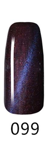 NICo Cateye 3D Gel Polish 0.5 oz - Color #099