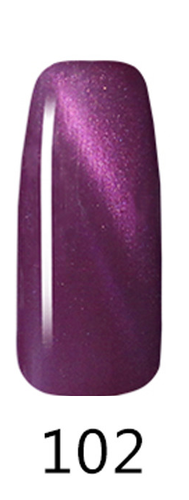 NICo Cateye 3D Gel Polish 0.5 oz - Color #102