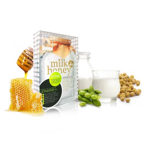 Voesh - Pedi in a Box - 6 Step Ultimate - Milk & Honey (VPC607MLK)
