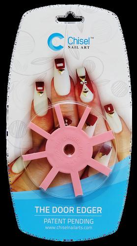 20% Off Chisel Nail Art - Door Edger Pink - 6E