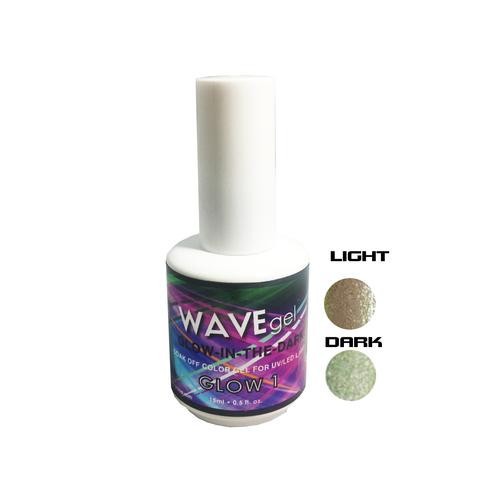 WaveGel Glow in the Dark -  GLOW 1  .5 oz
