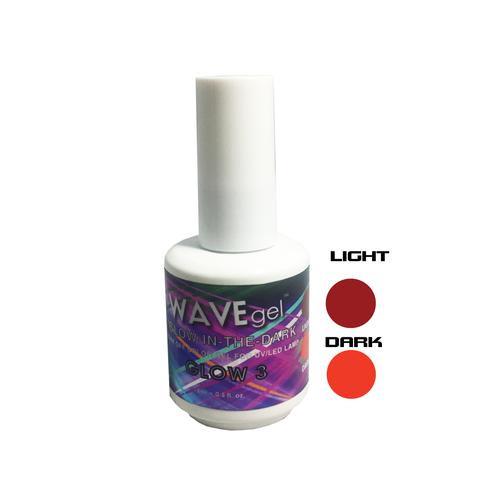 WaveGel Glow in the Dark -  GLOW 3  .5 oz