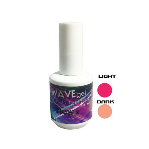 WaveGel Glow in the Dark -  GLOW 4  .5 oz