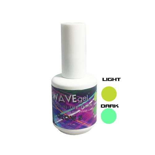 WaveGel Glow in the Dark -  GLOW 5  .5 oz