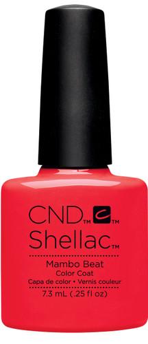 CND SHELLAC UV Color Coat - #91583 MAMBO BEAT - Rhythm & Heat Collection .25 oz