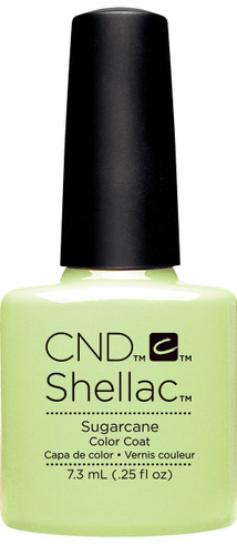 CND SHELLAC UV Color Coat - #91584 SUGARCANE - Rhythm & Heat Collection .25 oz