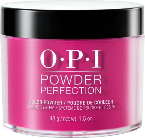 20% OFF - OPI Dipping Color Powders - #DPE44 Pink Flamenco 1.5 oz
