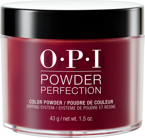 25% OFF - OPI Dipping Color Powders - #DPL87 Malaga Wine 1.5 oz