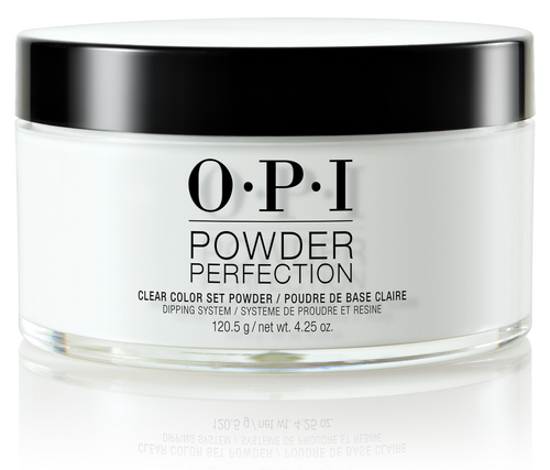 25% OFF - OPI Dipping Powders - #DP001 Clear Color Set Powder 4.25 oz