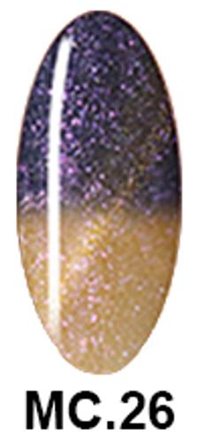NICo Cateye 3D Gel Polish 0.5 oz - MOOD CHANGING - Color #MC.26