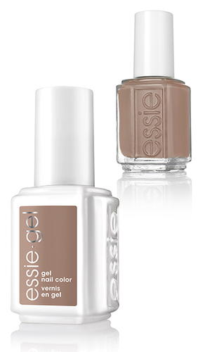 Essie Gel + Lacquer - #1128G #1128 Truth Or Bare - Wild Nudes 2017 Collection