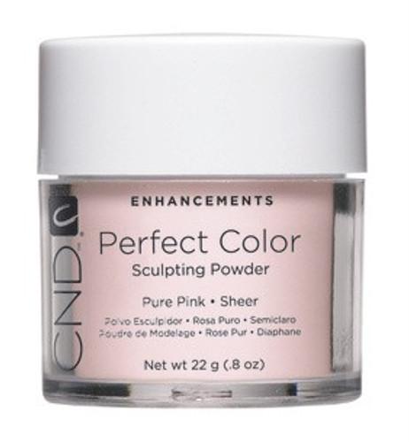 CND Powder, Pure Pink 0.8oz