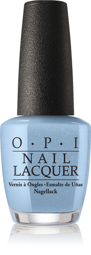 OPI Lacquer - #NLI60 - CHECK OUT THE OLD GEYSIRS - Iceland Collection .5 oz
